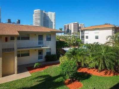 Marco Island Condo/Townhouse For Sale: 261 S Collier Blvd #204