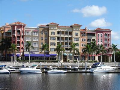 Naples Condo/Townhouse For Sale: 451 Bayfront Pl #5509