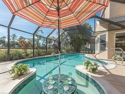Naples Single Family Home For Sale: 526 Cormorant Cv