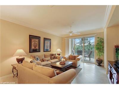 Naples Condo/Townhouse For Sale: 4844 Hampshire Ct #204