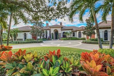 Collier County Single Family Home For Sale: 6297 Highcroft Dr