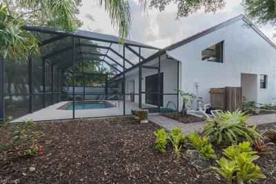 Fort Myers Single Family Home For Sale: 5486 Harbour Castle Dr