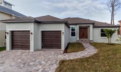 Marco Island Single Family Home For Sale: 272 2nd Ave