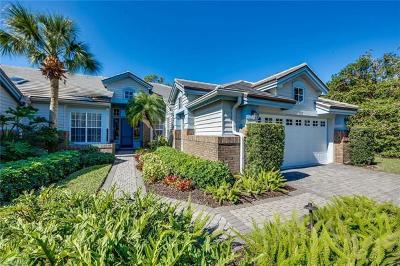 Naples Single Family Home For Sale: 757 Glendevon Dr