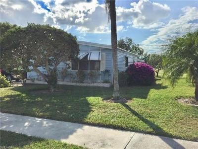 Goodland, Marco Island, Naples, Fort Myers, Lee Mobile/Manufactured For Sale: 115 Calais Ct