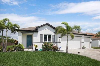 Cape Coral FL Single Family Home For Sale: $279,000
