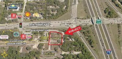 Bonita Springs Commercial Lots & Land For Sale: 28120 Quails Nest Ln