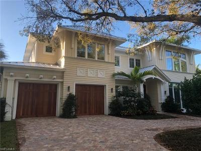 Naples Single Family Home For Sale: 300 2nd Ave N