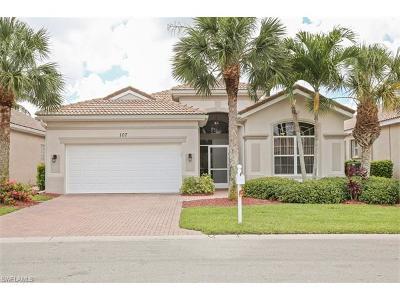 Single Family Home For Sale: 107 Glen Eagle Cir