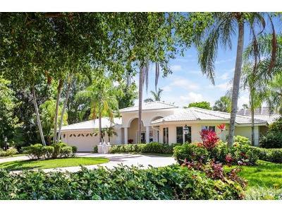 Moorings Single Family Home For Sale: 491 Spinnaker Ct