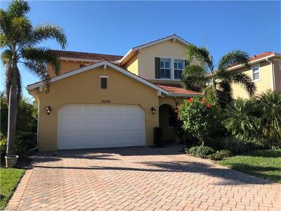Naples Single Family Home Pending With Contingencies: 13504 Cambridge Ln