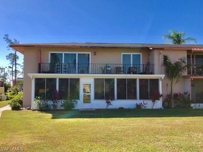 Naples Condo/Townhouse For Sale: 175 Palm Dr #19-E