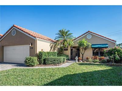 Beachwalk Homes Single Family Home Pending With Contingencies: 740 Reef Point Cir