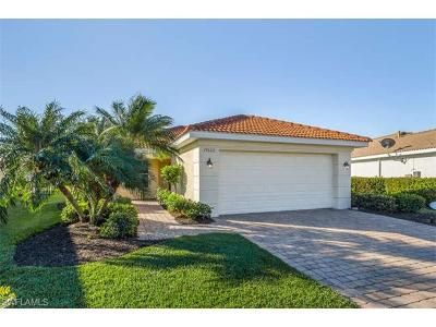 Fort Myers Single Family Home For Sale: 19662 Villa Rosa Loop