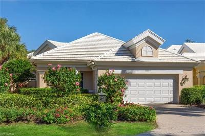 Collier County Single Family Home For Sale: 15292 Devon Green Ln