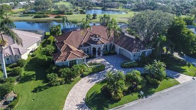 Single Family Home For Sale: 207 Audubon Blvd