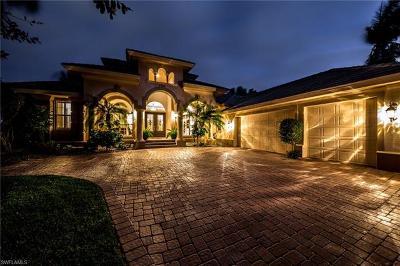 Naples FL Single Family Home For Sale: $1,199,000