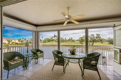 Collier County, Lee County Condo/Townhouse For Sale: 3564 Windjammer Cir #1204
