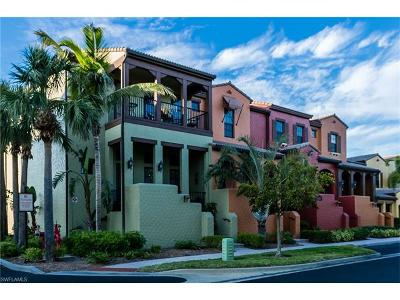 Collier County Condo/Townhouse For Sale: 9107 Capistrano St S #7810