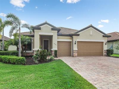 Estero Single Family Home For Sale: 13465 Villa Di Preserve Ln