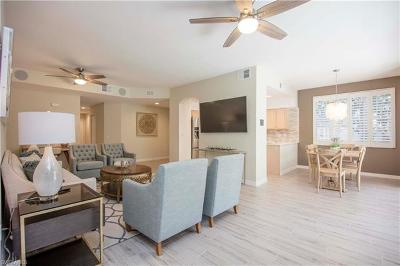 Bonita Springs Condo/Townhouse For Sale: 4707 Montego Pointe Way #101