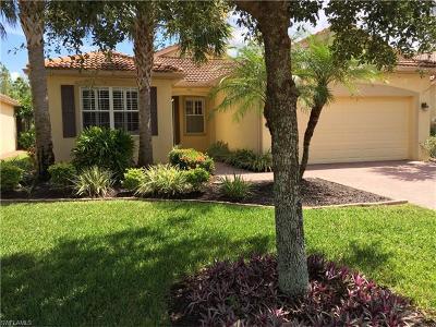 Estero Single Family Home For Sale: 21391 Velino Ln