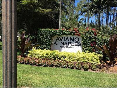 Naples Condo/Townhouse For Sale: 12815 Carrington Cir #2-101