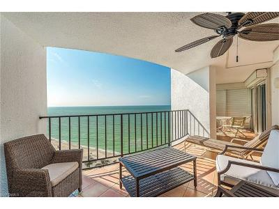 Condo/Townhouse Sold: 3951 Gulf Shore Blvd N #1002