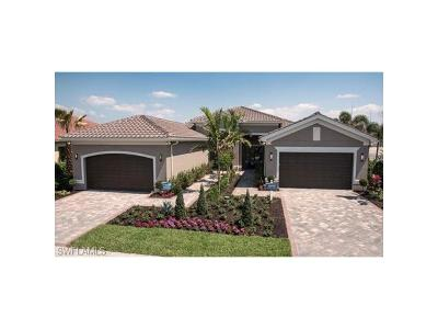 Collier County, Lee County Single Family Home For Sale: 11941 Five Waters Cir