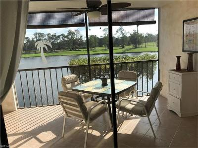 Naples Condo/Townhouse For Sale: 400 Fox Haven Dr #204