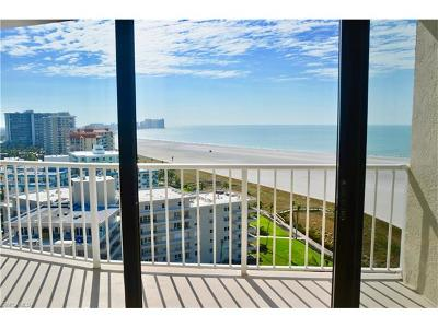 Marco Island Condo/Townhouse For Sale: 260 Seaview Ct #1604