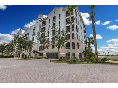 Miromar Lakes Condo/Townhouse For Sale: 10721 Mirasol Dr #401