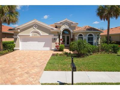 Estero Single Family Home For Sale: 8709 Largo Mar Dr
