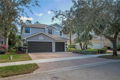 Naples Single Family Home For Sale: 2338 Butterfly Palm Dr