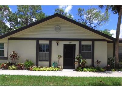 Naples Condo/Townhouse For Sale: 1039 Pine Isle Ln
