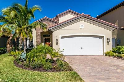 Naples Single Family Home For Sale: 14351 Tuscany Pointe Trl