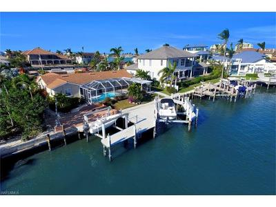 Marco Island Single Family Home Pending With Contingencies: 1217 Orange Ct