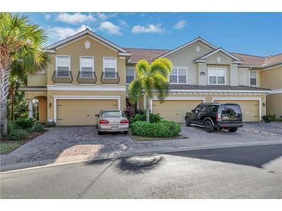 Fort Myers Condo/Townhouse For Sale: 19571 Bowring Park Rd #101