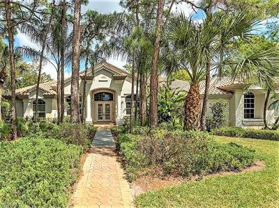Bonita Springs Rental For Rent: 24521 Woodsage Dr