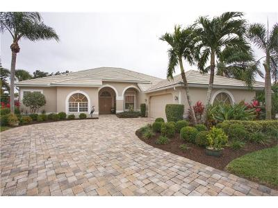 Fort Myers Single Family Home For Sale: 11857 Grand Isles Ln
