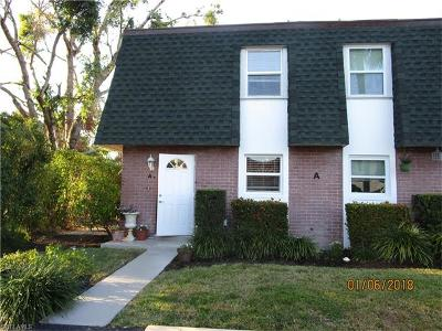 Naples Condo/Townhouse For Sale: 600 Valley Stream Dr #I-A2