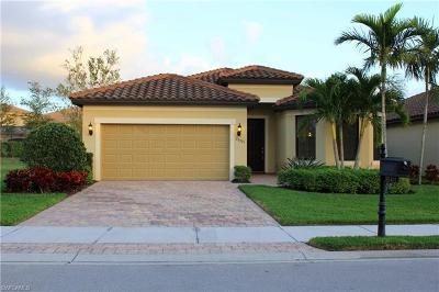 Estero Single Family Home For Sale: 20301 Black Tree Ln