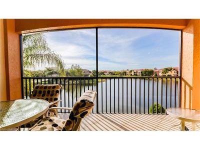 Estero Condo/Townhouse For Sale: 8609 Via Rapallo Dr #204