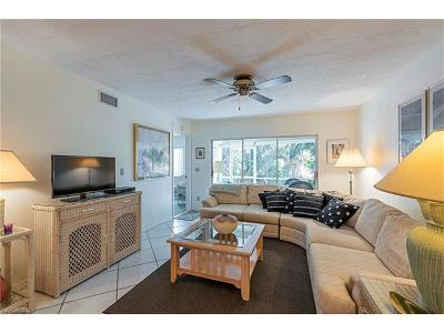 Naples Condo/Townhouse For Sale: 3531 County Barn Rd #C101