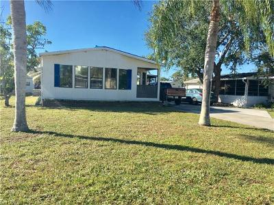 Goodland, Marco Island, Naples, Fort Myers, Lee Mobile/Manufactured For Sale: 1711 Beverly Dr N