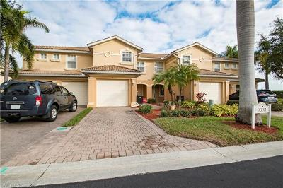 Estero Condo/Townhouse For Sale: 9802 Foxhall Way #2
