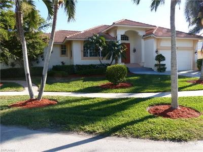 Marco Island Single Family Home Pending With Contingencies: 835 Saturn Ct