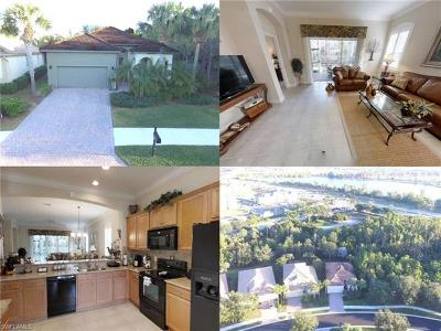 Fort Myers Single Family Home For Sale: 5501 Whispering Willow Way