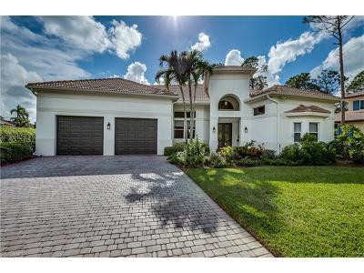 Collier County Single Family Home For Sale: 113 Audubon Blvd