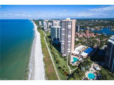 Naples Condo/Townhouse For Sale: 4601 Gulf Shore Blvd N #9